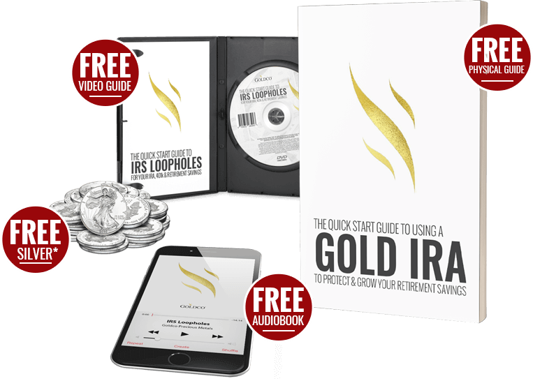free gold investment kit - loophole kit